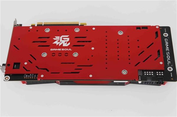 为游戏而生 NVIDIA耕升GTX 1060G魂极客版仅售2299元