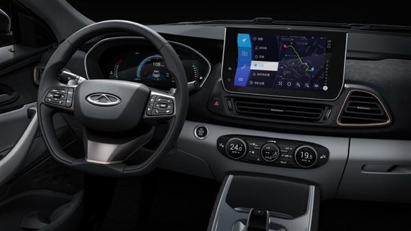 主打高端:奇瑞全新概念SUV首发 质感大增