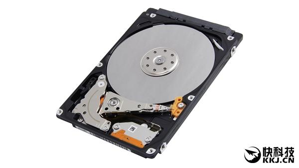 东芝首款7.5mm 1TB硬盘发布:单张碟片搞定