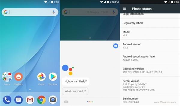 原汁原味!小米5X成功移植原生Android