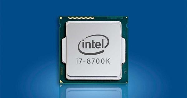 Intel i7-8700K性能对比AMD Ryzen 5 1600:选谁秒懂