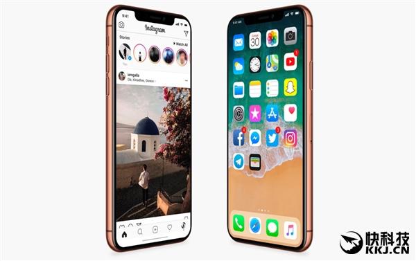 就长这样!iPhone X定妆照终于出炉:三个配色 有爱吗?
