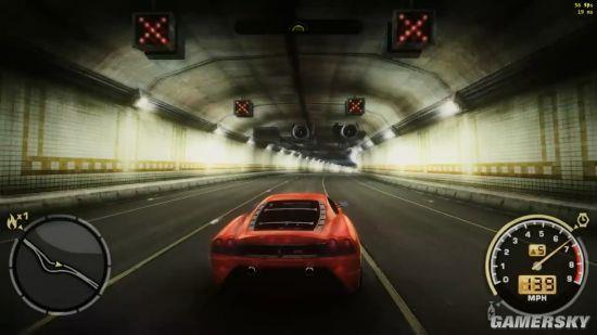 12年前的《极品飞车9》新MOD:画面进步巨大