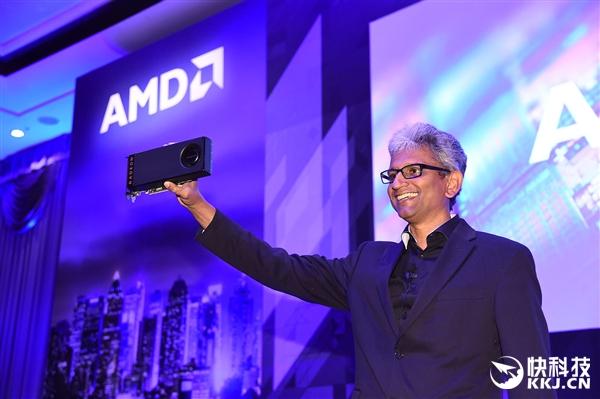 AMD显卡老大突然休假三个月:CEO暂时接手
