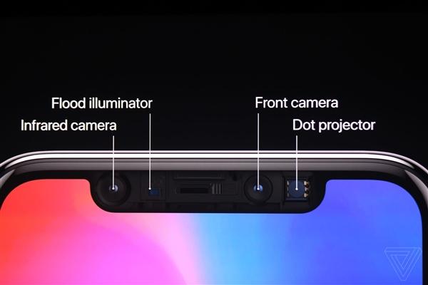 放��Touch ID:iPhone X重磅功能宣布!人��R�e