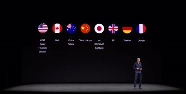 第三代Apple Watch支持独立通信 中国联通成为全球首发合作运营商