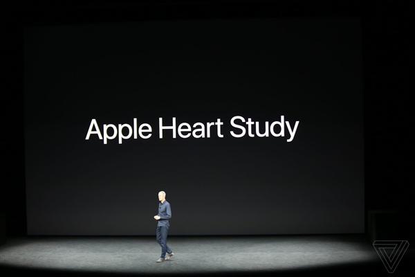 WatchOS 4定于9月19日上线!支持Heart Study心律检测
