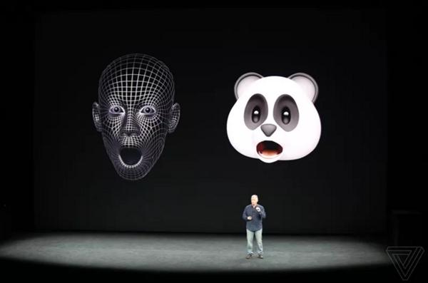 真有趣!iPhone X脸部识别新用途:创建3D动物表情