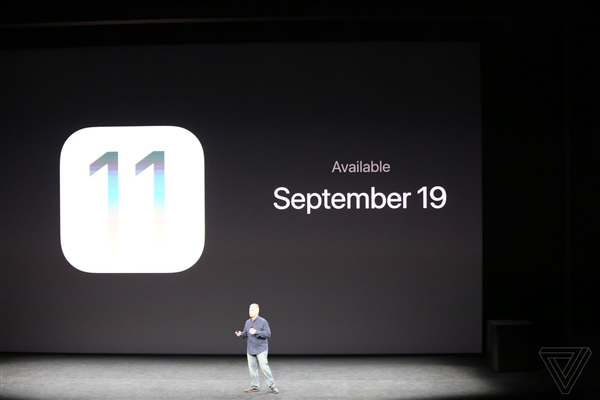 9月20放出:苹果发布iOS 11正式版!这些机型能升级