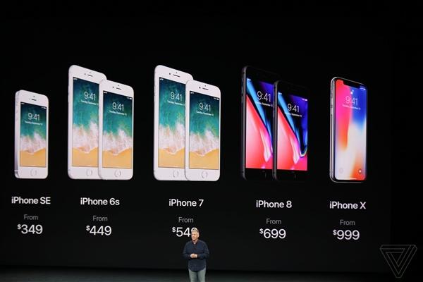 电池容量抓狂!iPhone 8/8 Plus行货确定:5888元起