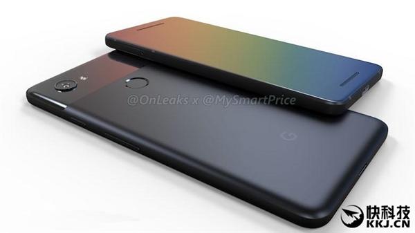 谷歌海报自曝Pixel 2发布时间:骁龙835、安卓8.1