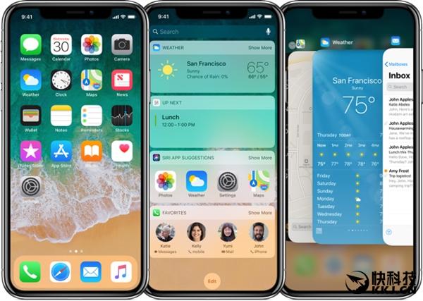 新闻中心 手机平板 苹果手机  看完了iphone x的详细成本后,是不是