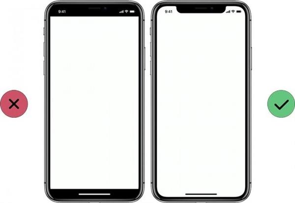 新闻中心 手机平板 苹果手机 > iphone x刘海让人崩溃:你上手后ui