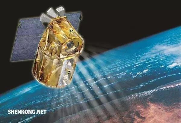 台湾花12.2亿造卫星 传回照片全部模糊不清