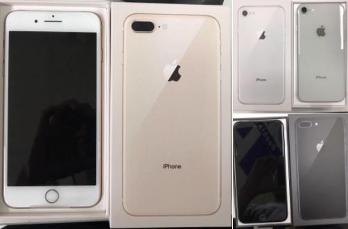 iPhone 8/8P零售版首发开箱!竟比iP7好看