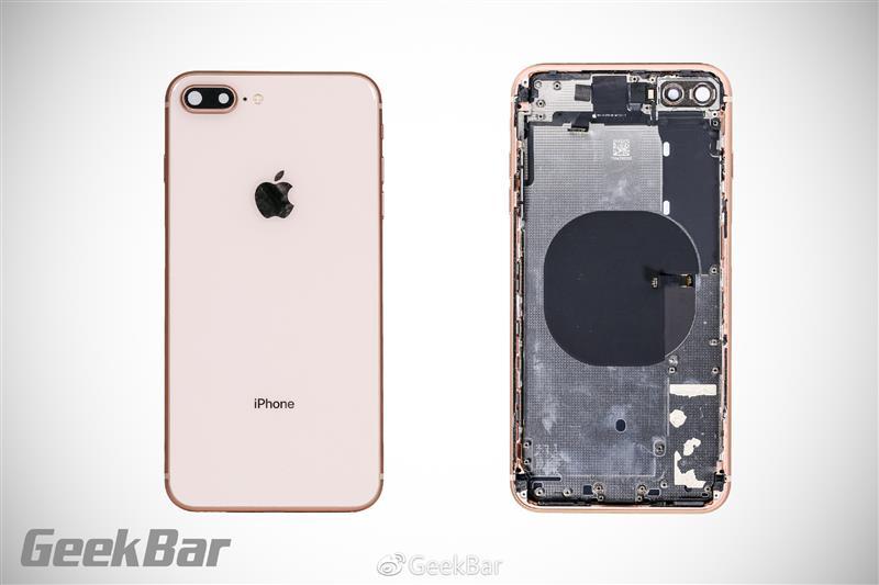 iPhone 8 Plus国内首拆!苹果这套路太厉害