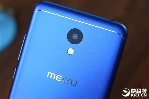 史上最好看魅蓝手机:魅蓝6电光蓝版开箱图赏