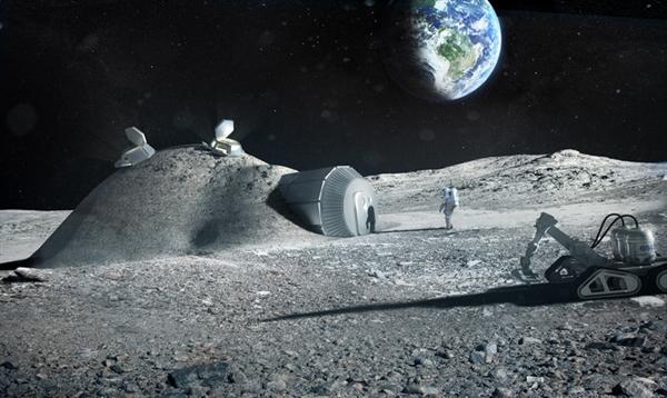 2040年将有100个人生活在月球上 未来甚至有月球人