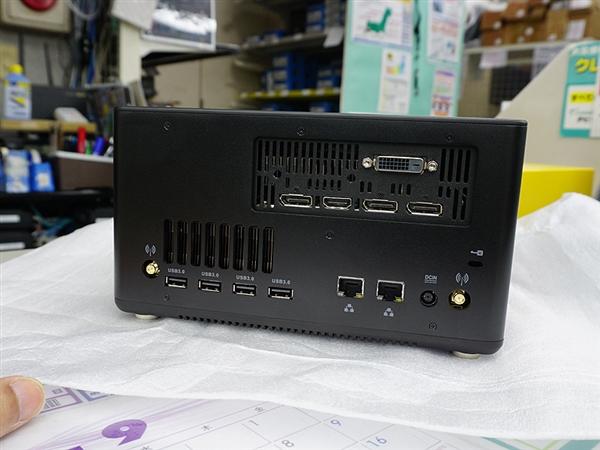 索泰推Ryzen 5迷你PC:GTX 1070加持
