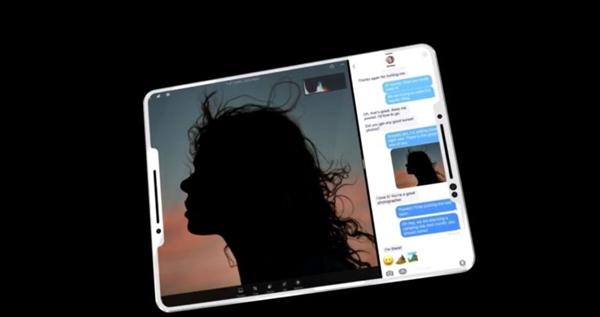 苹果激进!全新一代iPad曝光:全面屏/屏下指纹