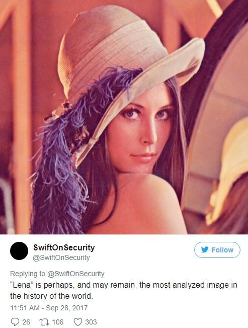 万万没想到!JPEG图片格式竟诞生于《花花公子》一张美女照