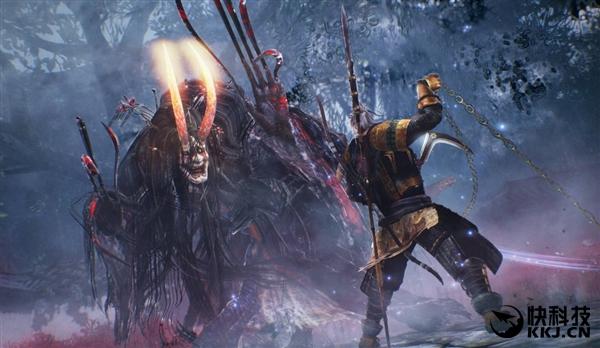 原PS4独占游戏登陆PC 《仁王:完全版》下月发售
