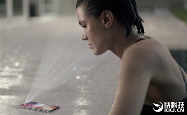 iPhone X带火面部识别:屏下指纹识别遭弃