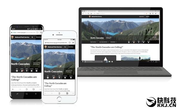 不顾自家后院失火 微软Edge浏览器全面登陆iPhone