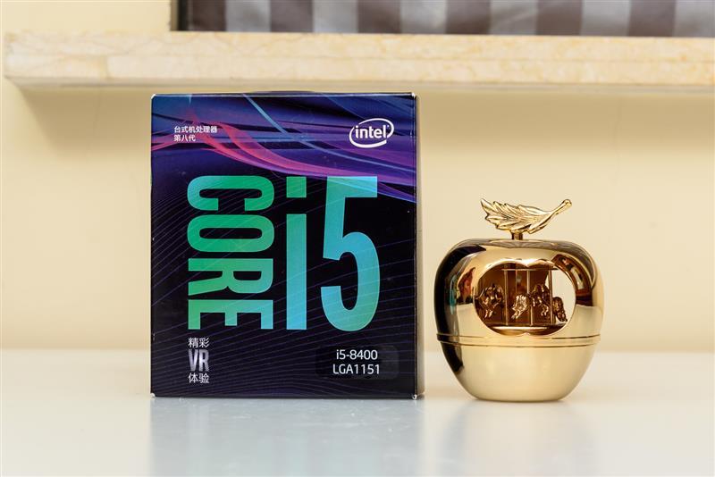 国内独家!Intel i5-8400评测:时隔8年终于脱胎换骨