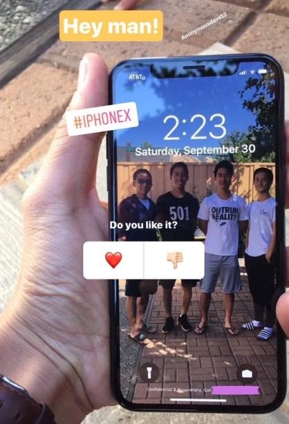 前刘海没那么丑?再看iPhone X真机:质感十足