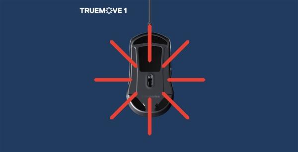 赛睿推Rival 110鼠标 TrueMove1传感器加持