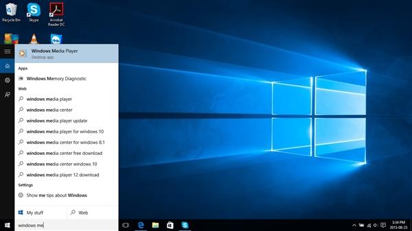 震惊!Windows 10新补丁突然删除Media Player播放器