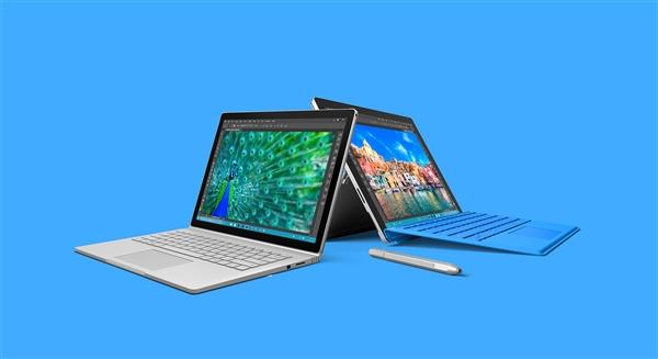 联想/戴尔炮轰Surface业务行将就木 微软回应明确否认