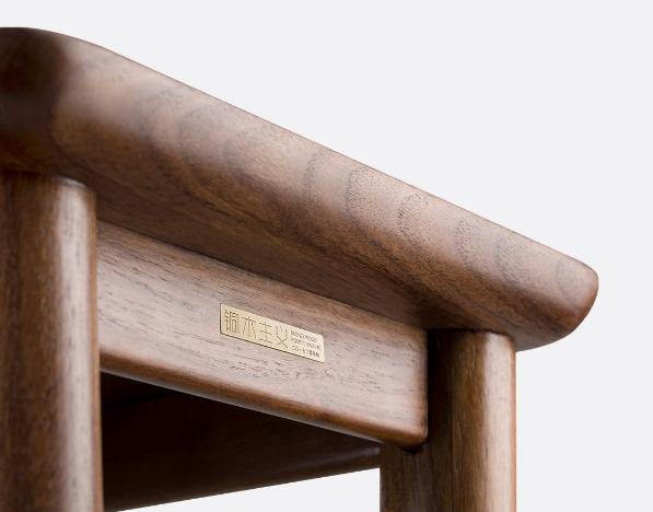 99元起!小米上架黑胡桃原木小桌凳:号称可以传世