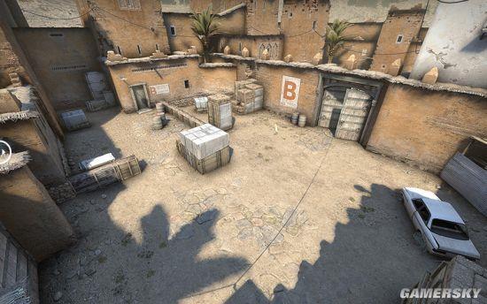 dust2地图回归《CS:GO》 惊艳又熟悉
