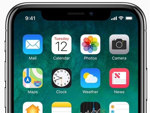 苹果确认:还有一大波刘海式iPhone在路上