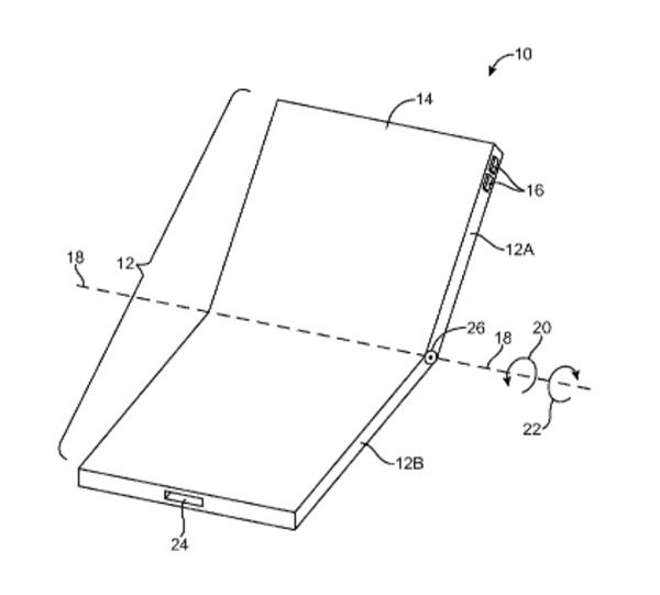 苹果可折叠iPhone上路!LG供屏