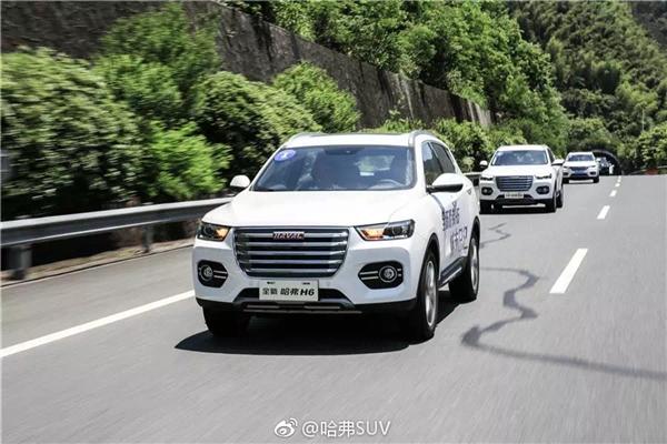 长城汽车9月销量公布:哈弗H6依然无敌