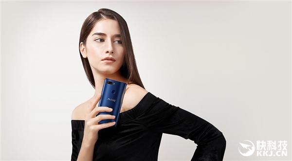 努比亚Z17S官方+真机图赏:感受无边框全面屏2.1