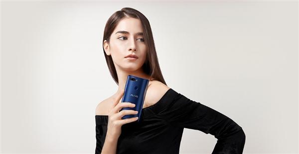 屏占比高达90.36%!努比亚Z17S发布:骁龙835+四摄,2999元起!-芯智讯