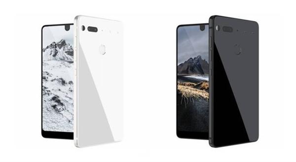 销量只有5千台 Essential Phone白色版救场:4700元