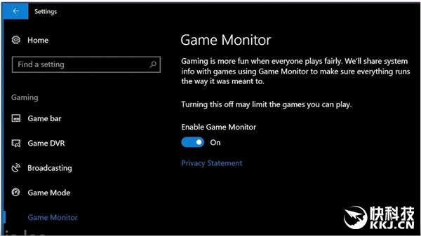 游戏作弊者末日!Windows 10秋季创意者更新出绝招了