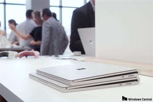 9920元起!微软Surface Book 2发布:13/15寸、GTX 1060