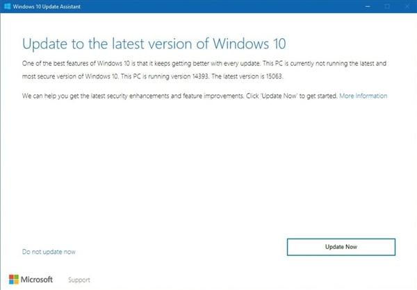 下载:Windows 10秋季创意者更新正式版ISO镜像