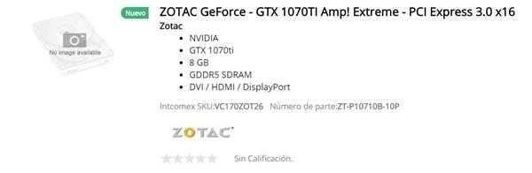 下周发布!NV GTX 1070 Ti非公版彻底曝光:真锁频