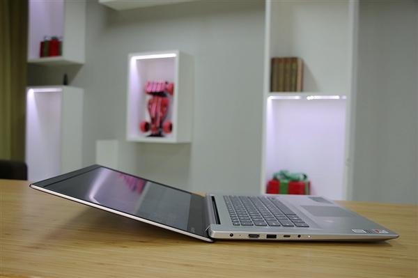 联想IdeaPad 320S图赏:窄边框设计/72%屏占比
