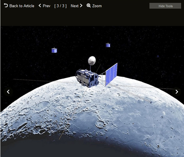 日本在月球新发现:找到人类月球基地理想地点
