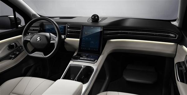 高性能纯电7座SUV!蔚来ES8上市日期公布:明年交付