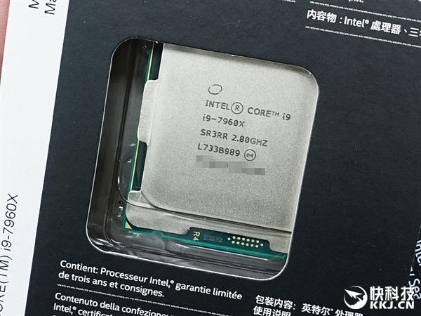 1.4万元人间神物!Intel 18核心i9-7980XE终于开卖