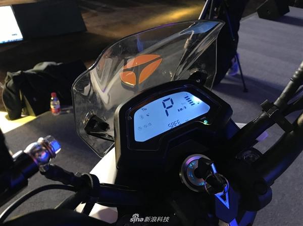 8688元买吗?雅迪旗舰电动车Z3s图赏:120km续航/2小时快充